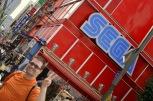 Dan with Sega