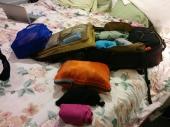 Erin's gear.