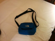 a travel purse